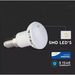 Bombilla LED 3W E14 R39 Aluminium Epistar Chip