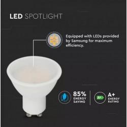 Dicróica LED 10W GU10 5 años de garantía