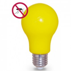 Bombilla LED 5W E27 antimosquitos