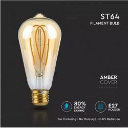ombilla LED filamento E27 5W