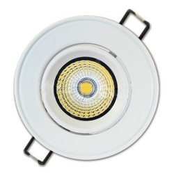 Empotrable LED 3W Redondo Blanco