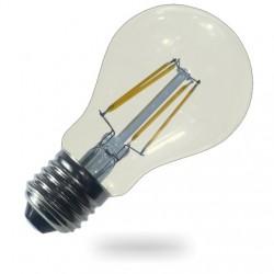 Bombilla LED 6W E27 A60 filamento