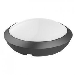 Plafón LED con sensor microondas 12W