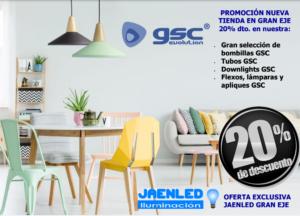 Oferta en gran selección de productos GSC