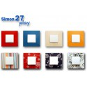 Serie SIMON 27 PLAY Empotrar y Superficie