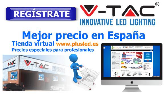V-TAC LED España