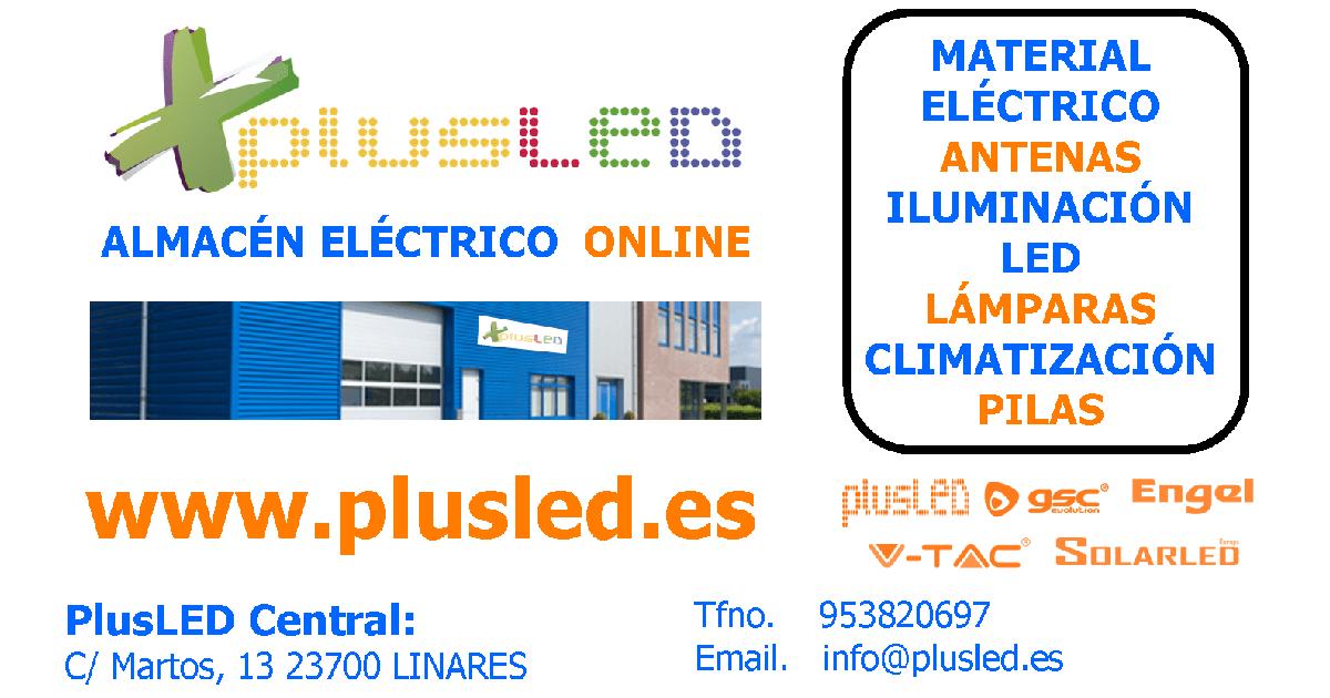 Tienda online iluminaci n led distribuidores de v tac for Distribuidores online